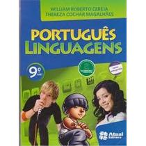 Livro Português Linguagens 9ºano - William Roberto Cereja
