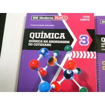 Química Na Abordagem Do Cotidiano 3 Livro Do Professor 2009