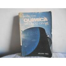 Livro De Quimica Orgânica De Ricardo Feltre