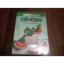 Ciências 4 Caderno De Atividades - Carlos Barros