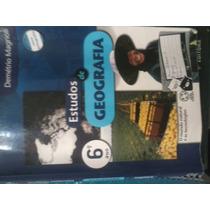 Livro De Geografia- Estudo De Geografia 6º Ano