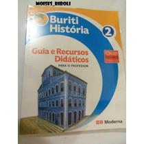 Projeto Buriti História 2 Para Professor M