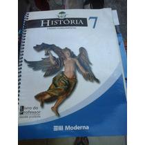 Livro História 7 Projeto Araribá 1 Edicçao