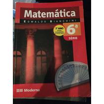 Livro Matematica Editora Moderna