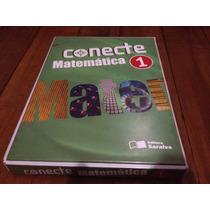 Kit Conecte Matemática 1 Semi-novo