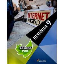Projeto Araribá Plus - História 9