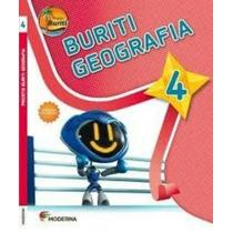 Livro Buriti Geografia 4º Ano - 3ª Edição - Editora Moderna