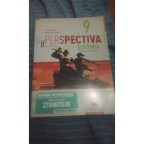 Livro Perspectiva História 9,renato Mocellin,rosiane De Cama