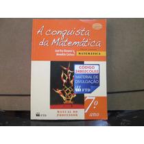A Conquista Da Matematica 6ºano