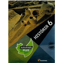 Projeto Araribá História 6 - 4ª Edição