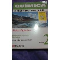 Livro Química 2 Ricardo Feltre