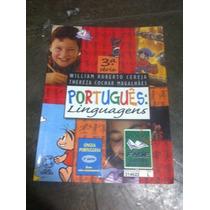 Português Linguagens 3 ª Serie - Cereja E Magalhães