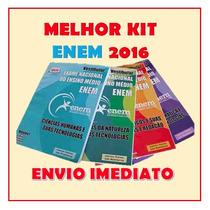 Apostilas Enem 2016 -melhores Cursos Do Brasil Em Promoção!