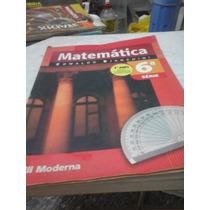 Livro Matemática Edwaldo Bianchini 6ª Série,7ºano