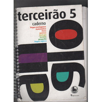 Terceirão Anglo Caderno 5 Edição 2014 - F2