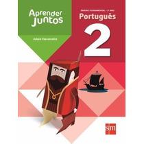 Livro Aprender Juntos Português 2º Ano