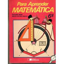 Livro Aprender Matematica - 6.a Ano - Iracema Mori