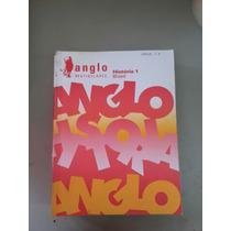 Livro:história 1,2,3e Cardeno De Exercícios Vestibular Anglo