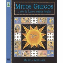 Livro Mitos Gregos Editora: Ática