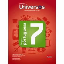 Livro Projeto Universos Lingua Portuguesa 7º Ano Promoção!