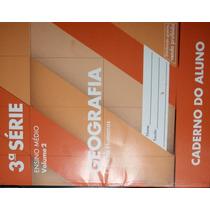 Livro Geografia Ciências Humanas 3ª Série Ensino Médio Volum