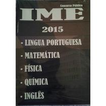 Livro Impresso Ime 2015 R$ 50,00