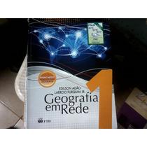 Livro: Geografia Das Redes - Volume 1.