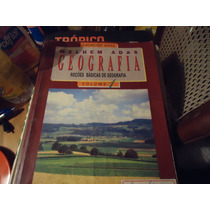 Livro-geografia Noçoes Basicas De Geografia Vol 1