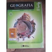 Livro: Geografia - Espaço E Vivência - Volume 3