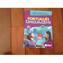 Livro Português Linguagens 7 Ano