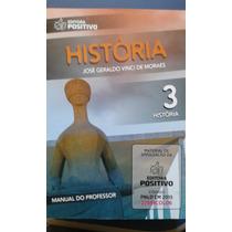 Livro História Editora Positivo Vol3