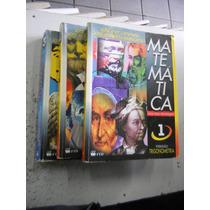 Matemática Uma Nova Abordagem 3 Volumes