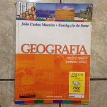 Livro Geografia João C Moreira Eustáquio Sene Ensino Médio