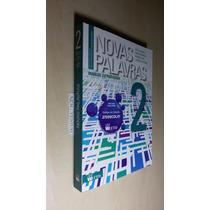 Livro Profº - Português Novas Palavras Vol. 2 - Novo Lacrado