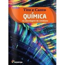 Livro Química Na Abordagem Do Cotidiano - Vol.único - 4ª Ed