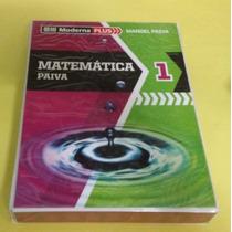 Moderna Plus: Matemática Volume 1 - Manoel Paiva
