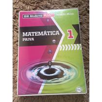 Livro Moderna Plus Matemática Volume 1