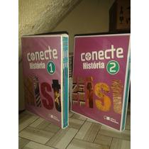 Conecte Historia 1 E 2 - Frete Grátis