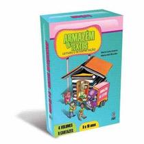 Armazém De Textos - Leitura E Interpretação 9 E 10 Anos