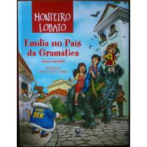 Emília No Pais Da Gramática Com A Nova Ortografia (livro)