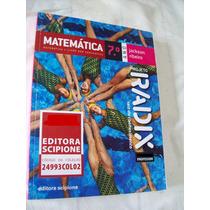 Matemática 7º Ano - Jackson Ribeiro - Radix - Professor