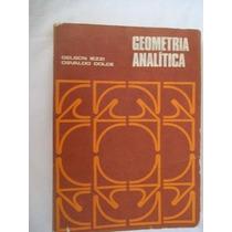 Gelson Iezzi / Osvaldo Dolce - Geometria Analítica