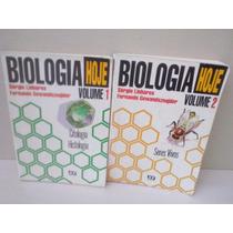 Biologia Hoje - Sergio Linhares - Vol 1 E 2