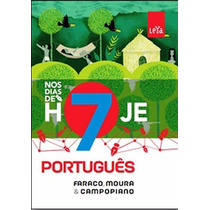 7º Ano - Português - Nos Dias De Hoje - Livro Professor H32