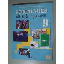 Livro Português Ideias E Linguagens 9º Ano - Delmanto E Cast