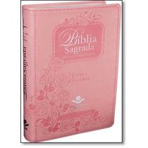 Bíblia Sagrada - Revista E Corrigida Com Letra Gigante