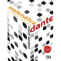 Matemática - Contexto E Aplicações - Vol. Único - Conform Sa