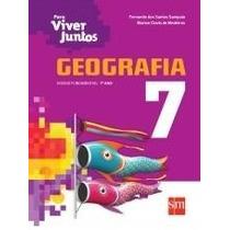 Livro Para Viver Juntos Geografia 7º Ano