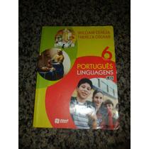 Livro - Português Linguagens-6º Ano-william Roberto Cereja