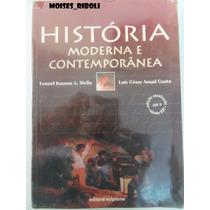 História Moderna E Contemporânea Editora Scipione B1